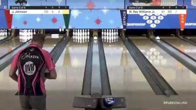 Replay: Lanes 35-36 - 2021 PBA50 Dave Small's Championship - Match Play Round 2 Games 1-5