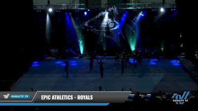 Epic Athletics - Royals [2021 L2 Senior - Small Day 1] 2021 The U.S. Finals: Pensacola
