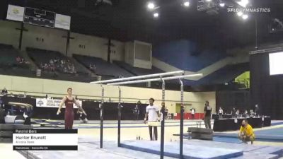 Hunter Brunett - Parallel Bars, Arizona State - 2021 Men's Collegiate GymACT Championships