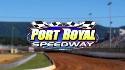 Full Replay   Weekly Racing at Port Royal Speedway 7/10/21