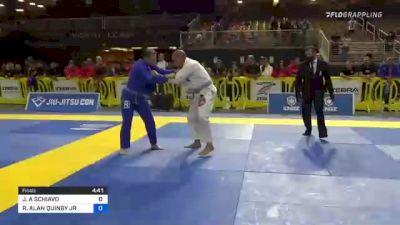 JOSEPH A SCHIAVO vs RICHARD ALAN QUINBY JR 2021 Pan Jiu-Jitsu IBJJF Championship