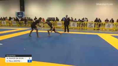 WINDSON RAMOS DA SILVA vs GIANNI PAUL GRIPPO 2020 IBJJF Pan No-Gi Championship