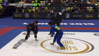 Lee Ting vs Joao Gabriel Sousa Abu Dhabi King of Mats, Lightweight