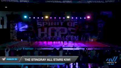The Stingray All Stars Kiwi [2021 Youth 1 Day 2] 2021 Universal Spirit: Spirit of Hope National Championship