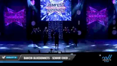 Dancin Bluebonnets - Senior Coed - Pom [2021 Senior - Pom - Large Day 2] 2021 JAMfest: Dance Super Nationals