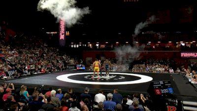 125 kg 1 Of 3 - Nick Gwiazdowski, Titan Mercury Wrestling Club vs Gable Steveson, Minnesota RTC