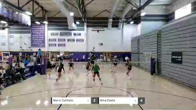 Marin Catholic vs Mira Costa - 2021 Durango Fall Classic