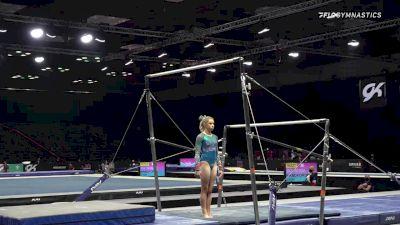 Charlotte Booth - Bars, Brandy Johnson's - 2021 GK US Classic & Hopes Championship
