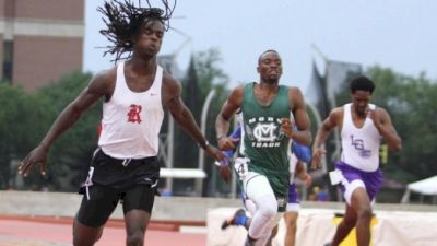 Full Replay: LHSAA Outdoor Championships - May 8