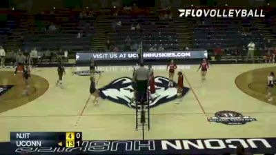 Replay: NJIT vs Connecticut - 2021 NJIT vs UConn | Sep 18 @ 12 PM