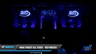 Wake Forest All Stars - Red Wolves [2021 L3 Youth Day 1] 2021 The U.S. Finals: Myrtle Beach