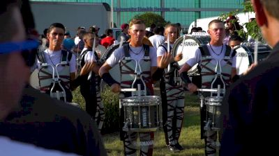 Cadets Battery In The Lot In SA