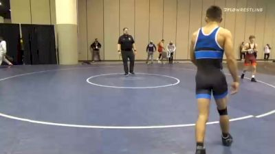 57 kg 7th Place - Patrick McKee, Gopher Wrestling Club - RTC vs Ethan Rotondo, Wisconsin Regional Training Center