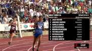 High School Girls' 100m 2A, Finals 1