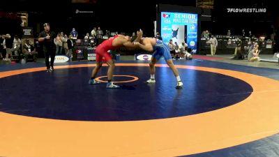 79 kg Rnd Of 32 - Muhamed McBryde, New York Athletic Club vs Branson Ashworth, Wyoming Wrestling Reg Training Ctr