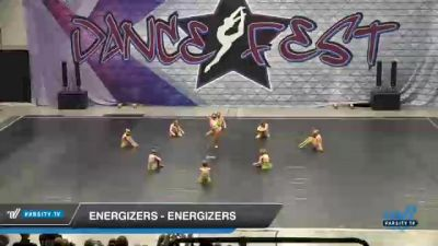 Energizers - Energizers [2021 Tiny - Jazz Day 2] 2021 Badger Championship & DanceFest Milwaukee