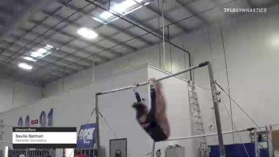 Baylie Belman - Bars, Metroplex Gymnastics - 2021 Region 3 Women's Championships