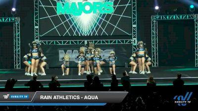 Rain Athletics - Aqua [2020 L6 Small All Girl] 2020 The MAJORS