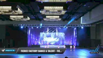 Fierce Factory Dance & Talent - Fierce Factory - Tiny Hip Hop [2021 Tiny - Hip Hop Day 2] 2021 ACP Power Dance Nationals & TX State Championship