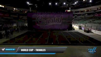 World Cup - Twinkles [2021 L5 Junior] 2021 Coastal: The Garden State Battle
