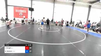 77 kg Final - Isaiah Wright, Malvern Prep vs Kevin-Michael Schork, Gitomer