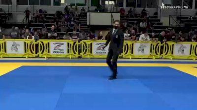 LUCA FIORE vs MARK JEFFERSON RYAN 2021 Pan IBJJF Jiu-Jitsu No-Gi Championship