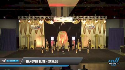 Hanover Elite - Savage [2021 L3 Youth Day 2] 2021 Queen of the Nile: Richmond