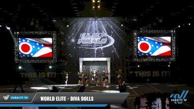 World Elite - Diva Dolls [2021 L1.1 Mini - PREP Day 1] 2021 The U.S. Finals: Louisville