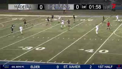 Replay: Wyoming vs Madeira | Oct 12 @ 7 PM