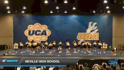 Neville High School [2020 Game Day Large/Super Varsity Day 2] 2020 UCA Magnolia Championship
