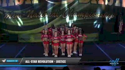 All-Star Revolution - Justice [2021 L5 Senior Coed Day 2] 2021 ACP Cash Bash Championship