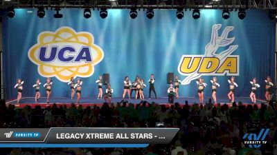 - Legacy Xtreme All Stars - Diamondbacks [2019 Senior 5 Day 2] 2019 UCA Bluegrass Championship