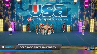 Colorado State University Pueblo [2020 Small Co-Ed Show Cheer 4-Year College -- Division II/III Day 2] 2020 USA Collegiate Championships
