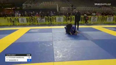 KARL STEINAR MARSHALL JR vs PETER TANGARO III 2021 Pan Kids Jiu-Jitsu IBJJF Championship