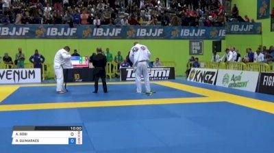 ADMILSON GOBI vs RENATO GUIMARAES 2018 European Jiu-Jitsu IBJJF Championship