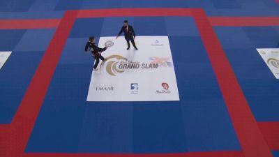 MACIEJ KOZAK vs CARDOSO Abu Dhabi London Grand Slam