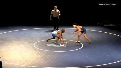 165 lbs Final - Christian Minto, Niacc vs Isaiah Crosby, Iowa Western