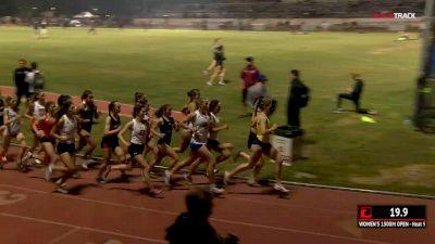 Women's 1500m Open, Heat 9