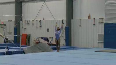 eMjae Frazier - Floor, Parkettes National Gymnastics Center - 2021 Women's World Championships Selection Event