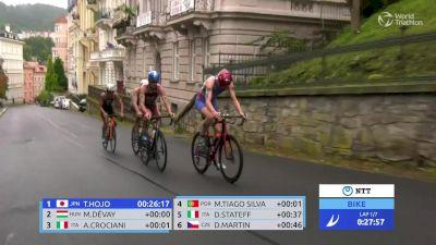 Replay: 2021 World Tri Cup -- Men's Karlovy