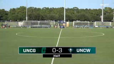 Replay: Charlotte vs UNCW | Sep 12 @ 4 PM