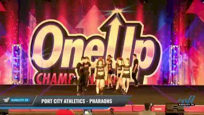Port City Athletics - Pharaohs [2021 L4 Senior Coed - D2 - Small Day 2] 2021 One Up National Championship