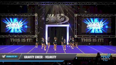 Gravity Cheer - Velocity [2021 L1.1 Mini - PREP Day 1] 2021 The U.S. Finals: Ocean City
