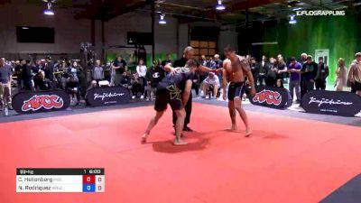 Casey Hellenberg vs Nick Rodriguez 2019 ADCC North American Trials