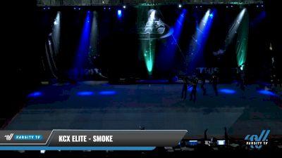 KCX Elite - Smoke [2021 L2 Senior - Small Day 1] 2021 The U.S. Finals: Pensacola
