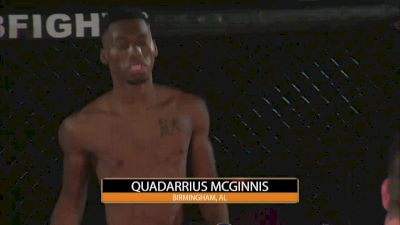 Quadarrius McGinnis vs. Drew Chiles - V3Fights 71 Replay