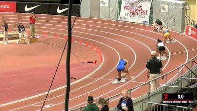 Women's 4x400m Relay, Heat 6