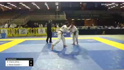 Raphael Vieira Ultra vs Joshua Gene Costell 2020 World Master IBJJF Jiu-Jitsu Championship