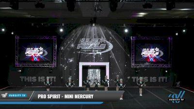 Pro Spirit - Mini Mercury [2021 L1 Mini Day 1] 2021 The U.S. Finals: Grapevine