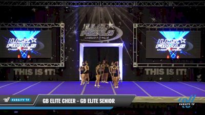 GB Elite Cheer - GB Elite Senior [2021 L4 Performance Recreation - 8-18 Years Old (NON) - Small Day 1] 2021 The U.S. Finals: Ocean City
